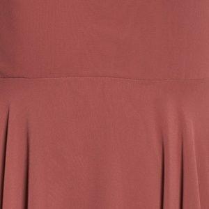 9687e71ed8 Jenny Yoo Dresses - JENNY YOO Elizabeth Chiffon Gown C  Cinnamon Rose